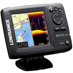 Lowrance Elite-5X Dsi Инструкция