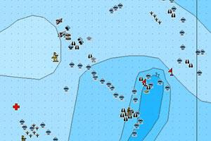 как сделать карту глубин с помощью эхолота