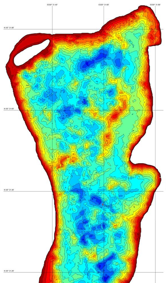 Растровая карта - потеря четкости при отдалении