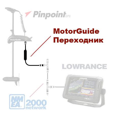Новая система управления мотором MotorGuide Xi5